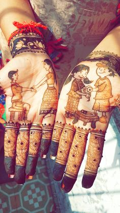Are you looking for the latest and new Mehandi design then you are at the right place we have lots of collection of new Mehandi design and we are guaranteed you definitely like our collection of Mehandi design.