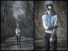 Oianu face Romanian Punk Love Affair, Folk Art, Punk, Face, Fashion, Moda, Popular Art, Fashion Styles, Fasion