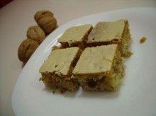Bulgarian Nut Cake recipe