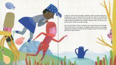 Obtuso Pertinaz. Elena Ferro y Mariona Cabassa, cuento que forma parte del libro Batiscafo en el mar.