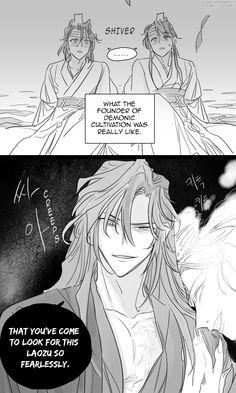 Kaneki, Chinese Cartoon, Character Art, Character Design, Attack On Titan Anime, Short Comics, Wedding Tattoos, The Grandmaster, Cute Gay
