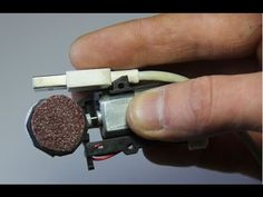 Nano disc sander