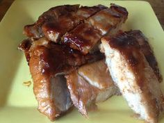 EatingEclectic: HOW TO: Make Boneless BBQ Ribs in the oven