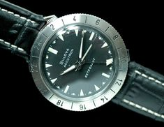 Bulova Accutron Watch Ad Pitch Opens MAD MEN Season 7 Feature Articles