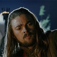 Eomer on the eve of battle..