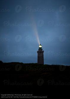 Foto 'Leuchtturm am Cap Frehel' von 'birdys'