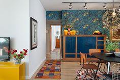 הלקוחה ביקשה והמעצבת זרמה איתה: בעזרת צבעוניות ותעוזה הפכה דירת השיכון  לבית שמח | צילום: בועז לביא | סטיילינג לצילום: אירית כהן