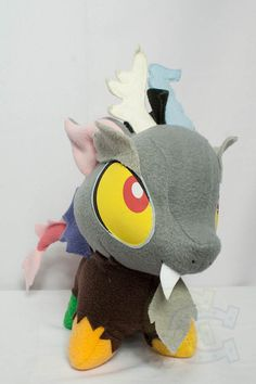 Chibi Discord Plush @Observe Everything