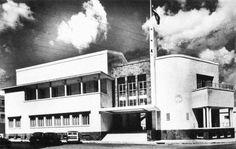 Colegio de Arquitectos. Havana, Cuba