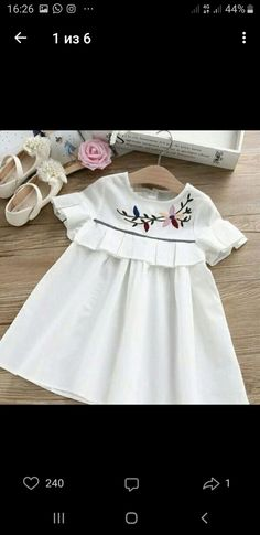 Girls Dresses, Flower Girl Dresses, Kids Outfits, Girl Fashion, Sewing, Wedding Dresses, Baby, Clothes, Women