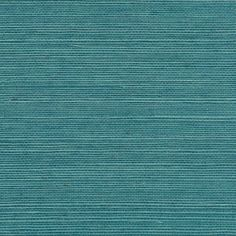 Grasscloth Manila Hemp 5276 in Turquoise for a feature wall?