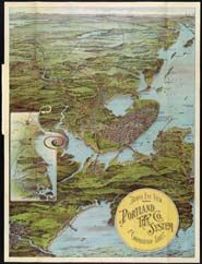A Map of Portland Maine around 1912... map found at www.oshermaps.org