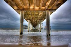 Pier Scheveningen Beach - Living in the Netherlands 2014 The Hague, Hdr, Netherlands, Dutch, Journal, Places, Travel, Life, Beautiful