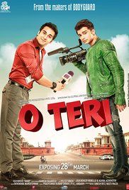 O Teri Full Movie. Prantabh and Anand, associated with a news channel in Delhi, are in search of a big scam to prove a point to their senior. A dead body accidentally lands up in their car.
