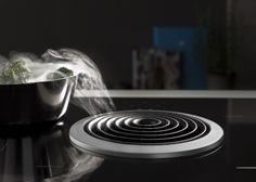 Inspiratie elmi keukenontwerp www.keukeneindhoven.nl #keuken  #BORA kookveldafzuiging | bladafzuiging