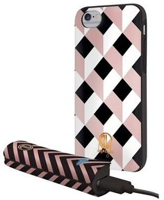 iPhone 6/6S Case and Powerbank - Dabney Lee