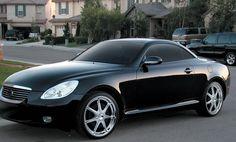 lexus sc430 | Lexus SC 430. MotoBurg