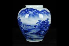 Kagedo Japanese Art Makuzu Kozan II, 1935 Yokohama Dai Hakurankai Exhibition Vase - Kagedo Japanese Art