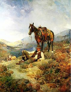 frank tenney johnson paintings | 15 Interesting Notes about Frank Tenney Johnson