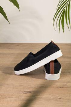Floyd by Smith Janis sko mørk blå sneakers - Floyd.no