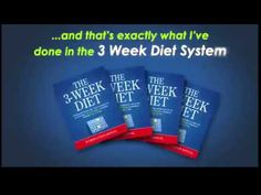 The 3 Week Diet Weightloss - // The 3 Week Diet System How to Lose Weight Fast - Duration: - A foolproof, science-based diet.Designed to melt away several pounds of stubborn body fat in just 21 libras en 21 días! Weight Loss Plans, Easy Weight Loss, Healthy Weight Loss, Lose Belly Fat, Lose Fat, Reduce Weight, How To Lose Weight Fast, 3 Week Diet, Pound Of Fat