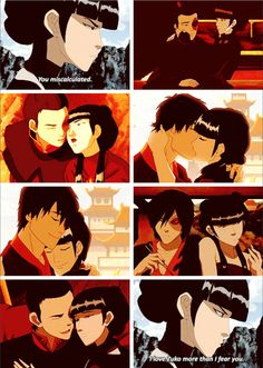I was rewatching Avatar The Last Airbender, Mai and Zuko are definitely the best couple in the show. I was rewatching Avatar The Last Airbender, Mai and Zuko are definitely the best couple in the show. Avatar Aang, Avatar Airbender, Suki Avatar, Team Avatar, Avatar The Last Airbender Funny, 9gag Funny, Mai And Zuko, Zuko And Katara, Got Anime