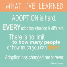Quotes About Adoption Amusing Adoption Quote #adoption #adoptionquote  Adoption Quotes .