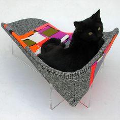 Modern Cat Bed Lounger
