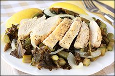 Hungry Girl's Lemony Spring Chicken Pack Plus Several Other Foil Pack Recipes