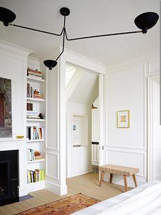 New Romantic Bedroom Suite – Suzanne Dimma Mouille, Modern Master Bedroom, Modern Masters, Suzanne, Design Blog, Design Art, Diy Bedroom Decor, Home Decor, Bedroom Wall