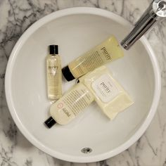 to have healthy-looking skin in the future, you have to get the first step right now. which purity made simple product is the first step in your daily routine?