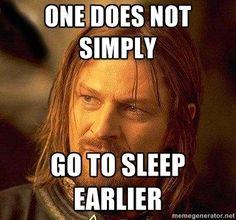 sooooo true...always my problem after a break...