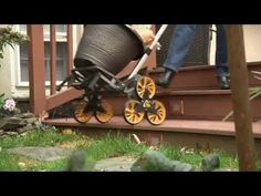 This Handcart Climbs Stairs Like a Boss5/12/16 PopMechanics Your back will thank you for using this innovative handcart that glides up and down stairs.