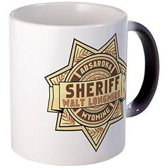 CafePress  Sheriff Longmire Mugs  Unique Coffee Mug 11oz Coffee Cup -- Learn more by visiting the image link.