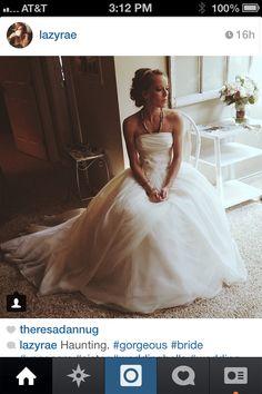 My wedding dress! Formal Dresses, Wedding Dresses, Ball Gowns, Bride, Fashion, Dresses For Formal, Bride Dresses, Ballroom Gowns, Wedding Bride
