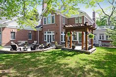 34 Illinois, Outdoor Living, Home And Family, Mansions, House Styles, Photos, Home Decor, Outdoor Life, Pictures