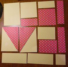 Welcome to My Craft Room: 12 x 12 ~ One Sheet Wonder Challenge ~