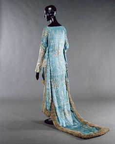 Theatre Costume  Paul Poiret, 1923  Musée Galleira de la Mode de la Ville de Paris