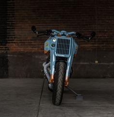 #14 — RONIN MOTORWORKS Buell Cafe Racer, Cool Technology, Vintage Racing, Motorcycle, Bike, Cool Stuff, Vehicles, Scrambler, Cars