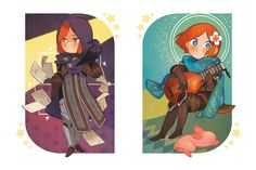 dragon age charms ✨ i wanted to do the remaining 10+ LIs plus varric but alas there is no time you can find these at conbravo @…