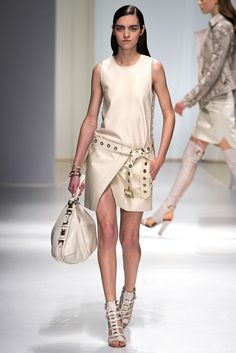 See the complete Salvatore Ferragamo Spring 2013 Ready-to-Wear collection.