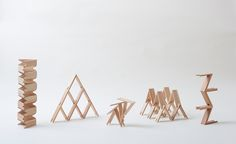 Where Denmark has Lego, Japan has 'tsumiki'. Meaning 'wooden blocks' in Japanese, Tsumiki is also the name of the new project that has just been launched by internationally acclaimed, Tokyobased architect Kengo Kuma, who is behind this new set of pla...