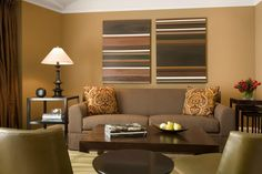 Want to create a showstopping living room? Try one of these fresh color schemes.