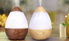 Groupon - $ 39 for a 2.3L Ultrasonic Cool Mist Air Humidifier in Dark or Natural Wood. Groupon deal price: $39 Air Humidifier, Infants, Natural Wood, Mists, Cool Stuff, Dark, Young Children, Baby, Babies