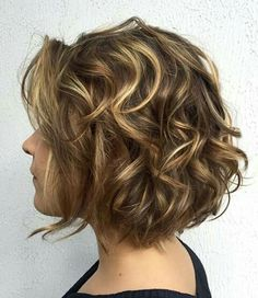 Ladies bob cut vintage wave clamps,african cornrow braids designs chestnut brown hair color,cornrow hairstyles for girls different light brown hair colors. Short Wavy Hair, Short Hair With Layers, Layered Hair, Bride Short Hair, Medium Length Curly Hairstyles, Medium Hair Styles, Curly Hair Styles, Mother Of The Bride Hair, Hair Photo