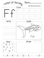 Alphabet Printables - | Worksheets, Letter identification and School