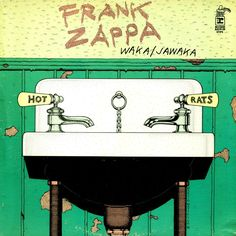 54 Best Frank Zappa Official Album Covers Images Frank