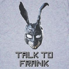 Donnie Darko t-shirt design available in Mens, Ladies and Kids sizes