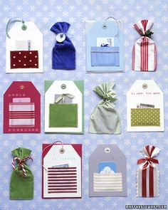 Twelve Days of Christmas- Gift Wrap | Totally Inspiring