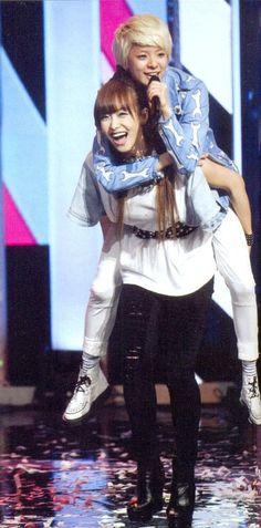 f(x) - Victoria Song & Amber Liu